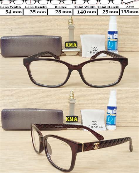 Kacamata Kain Kacamata Pembersih Kacamata Aksesoris Kacamata jual frame chanel kacamata minus frame kacamata