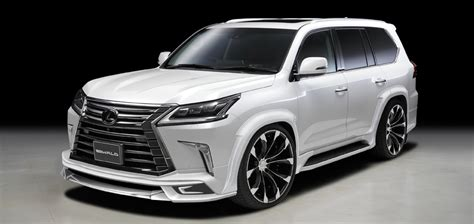 wald lexus lx570 widebody lx570 wald usa