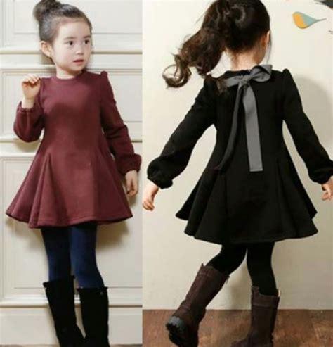 Como Hacer Un Vestido De Invierno Para Nena De 4ao | vestidos para beb 233 s 187 vestidos con manga para ni 241 a 5