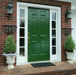 front door colors for brick houses what does the color of your front door say about you