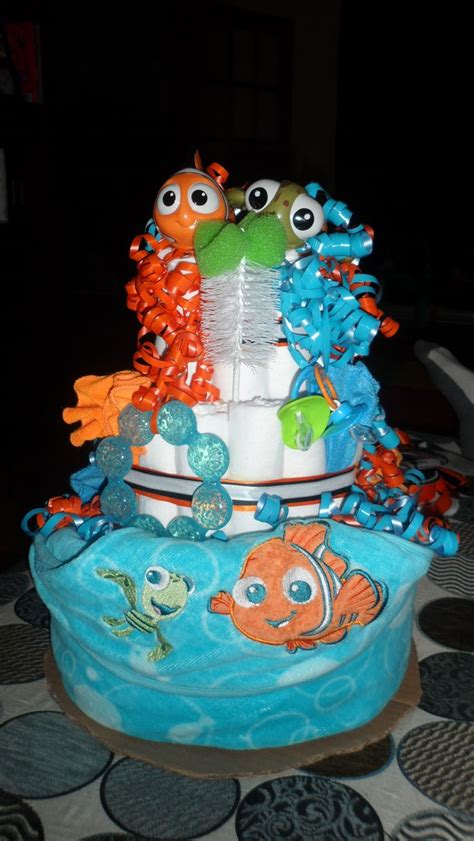 Nemo Baby Shower by The 25 Best Finding Nemo Cake Ideas On
