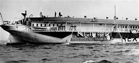 casino boat hawaii the other s s rex a gambling ship off santa monica