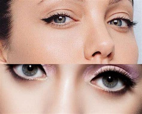 Eyeliner Make eye makeup for small make them look bigger