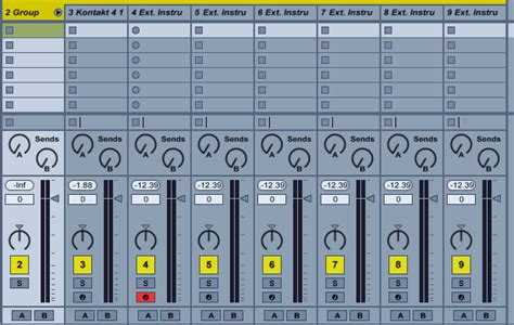 qt html5 tutorial how to create a kontakt multi channel preset in ableton live