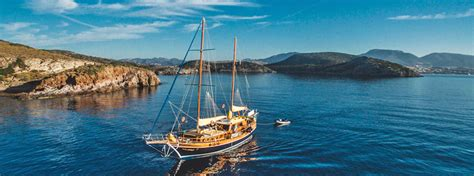 sailing trip greece turkey gulet yacht charter vacations greek islands turkish aegean