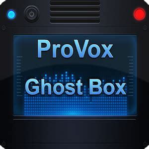 ghost box apk app provox ghost box apk for windows phone android and apps