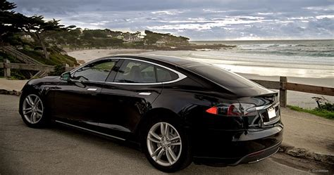 Tesla Electronic Car 2013 Tesla S 60 The Most Affordable Tesla Electronic Car