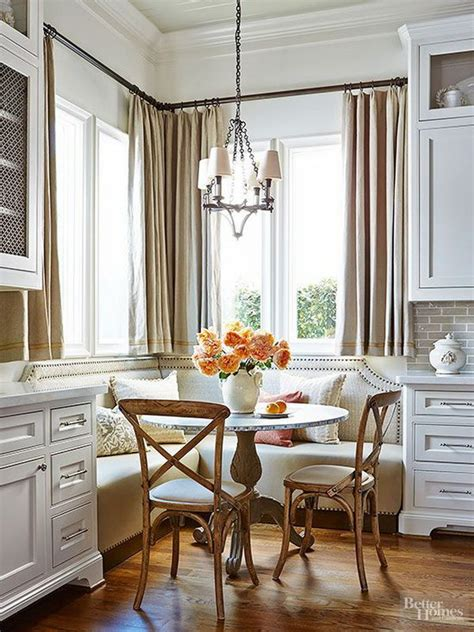 upholstered breakfast nook beautiful and cozy breakfast nooks hative