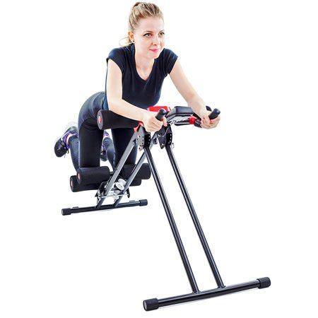 zimtown ab crunch machine 5 minute shaper adjustable abdominal tummy exercise equipment ab
