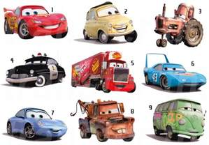 Cars Stickers For Wall Disney Cars Stickers Wall Deco Decal Or Fabric Tshirt
