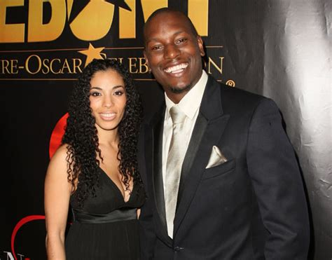 Norma Gibson Also Search For Tyrese Wants His Soon To Be Ex To Leave Him Alone And Get A Phresh