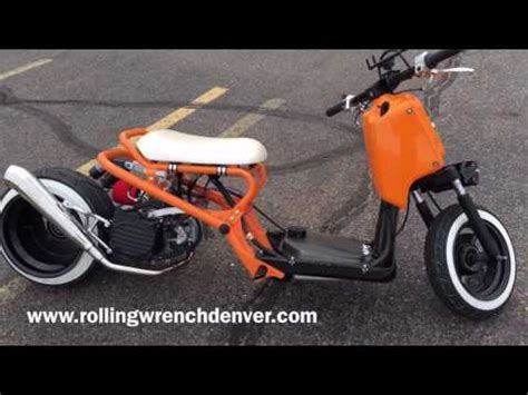 rolling wrench atv scooter motorcycle repair youtube