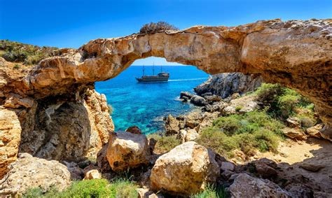 the beautiful resort town of ayia napa cyprus wallpapers