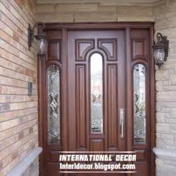 Door Design In Wood classic wood doors designs colors wood doors with glass
