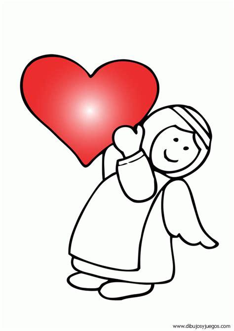 imagenes de corazones infantiles para imprimir dibujos de corazones 110 dibujos y juegos para pintar y