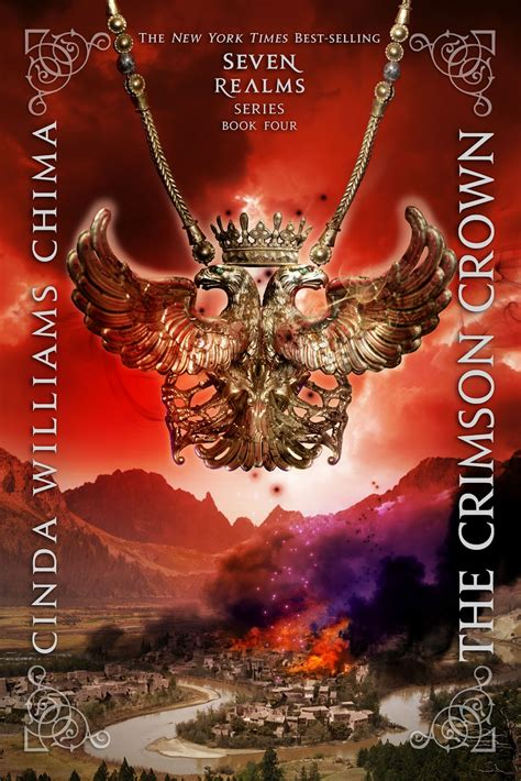 the crimson crown conclusion of the seven realms series tales untangled