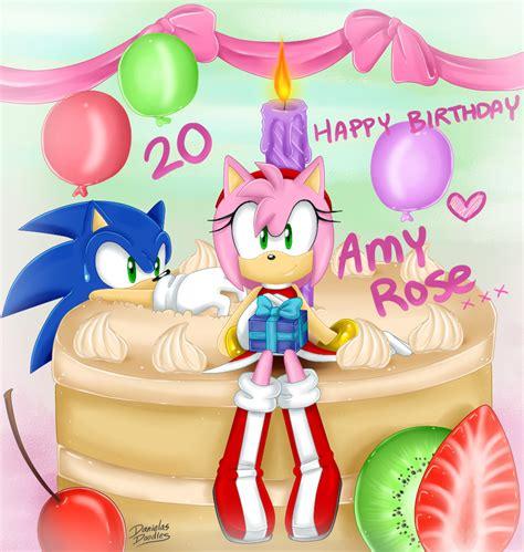 imagenes de happy birthday amy happy 20th birthday amy by danielasdoodles on deviantart