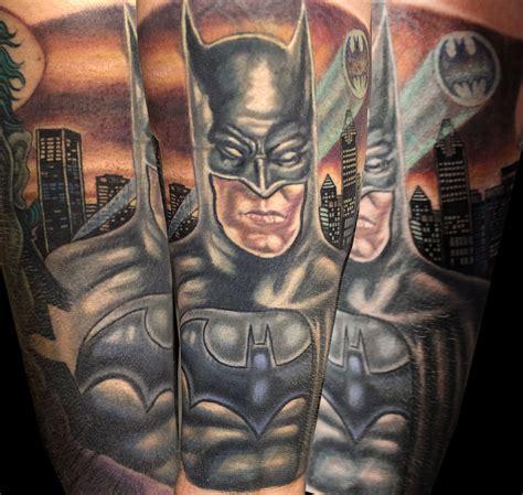 batman returns tattoo batman tattoo tattoo abyss