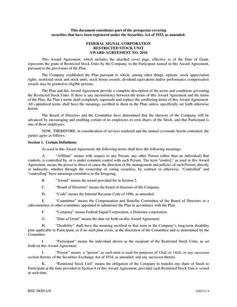 Section 105 Plan Document by Page 2