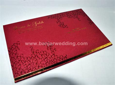 Undangan Cantik Murah Eksklusif Sasi 48 undangan hardcover ekslusif mt74 banjar wedding banjar