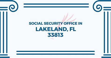 social security office in lakeland florida 33813 get