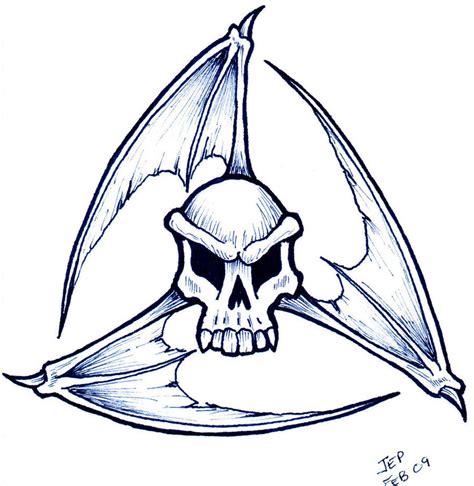 simple tattoo clip art simple tattoo designs skull clipart best
