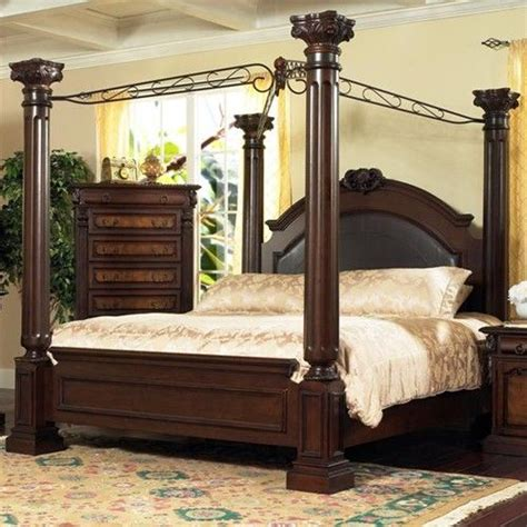 Lifestyle Furniture Bedroom Sets 1000 Images About Beds On Pinterest Canopy Beds And Canopy Bed