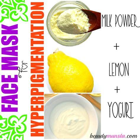 Masker Facemask Namoid Milk top 3 milk powder mask recipes for radiant skin beautymunsta