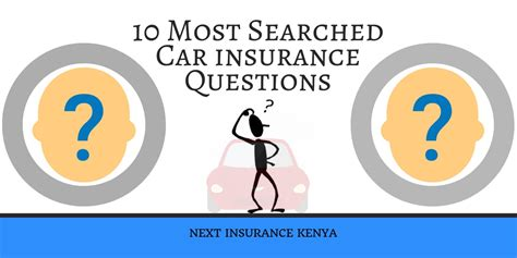 Car Insurance Questions by 10 Most Searched Car Insurance Questions You Ought To