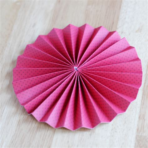 How To Make Paper Pinwheel Decorations - how to make a paper pinwheel
