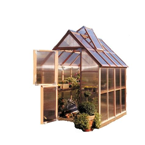 gardenhouse 6 ft x 8 ft greenhouse gkp68 the