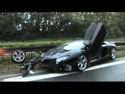 Lamborghini Berholt unfall mit lamborghini youtube