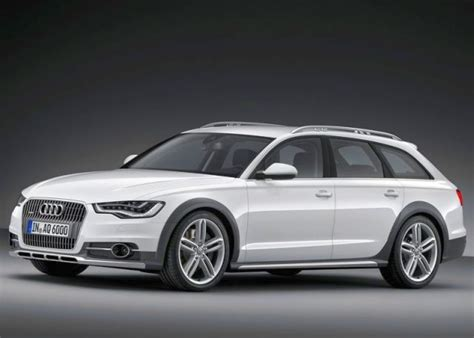 Audi A6 Allroad 2015 by 2015 Audi A6 Allroad Quattro Oopscars