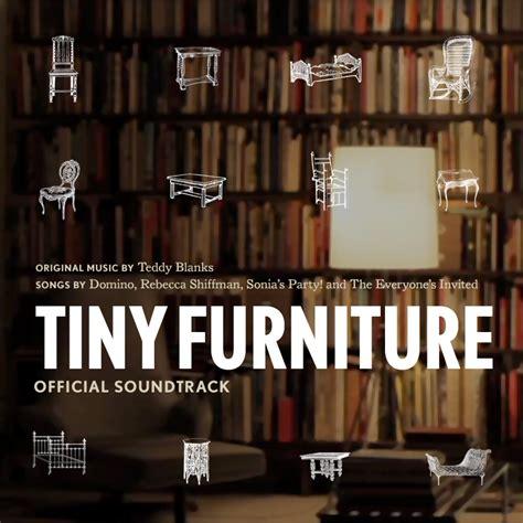 tiny furniture soundtrack schiffman