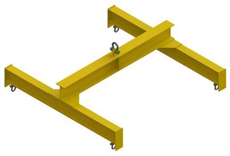 Design Lifting Frame | spreader frames lifting frame multi point lifts solutions