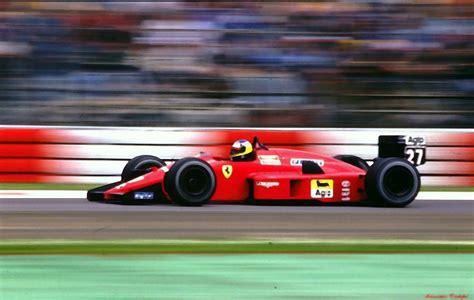 Ferrari F1 History by Ferrari F1 87 88 Italy 1988 1 18 Looksmart Models