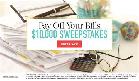 Martha Stewart Daily Giveaway - martha stewart splash pay off your bills 10 000 sweepstakes martha stewart