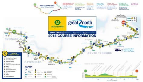 run map great run 2014 2015 date registration course map route