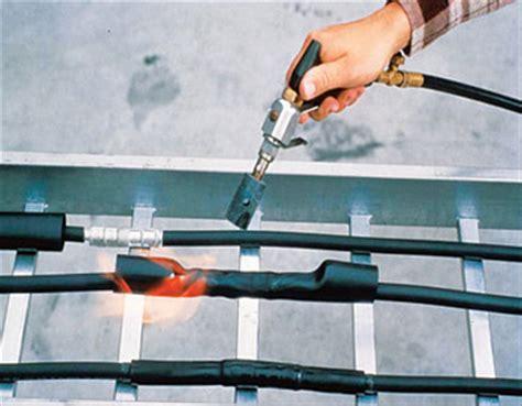 heat shrink tubing symmetry magazine