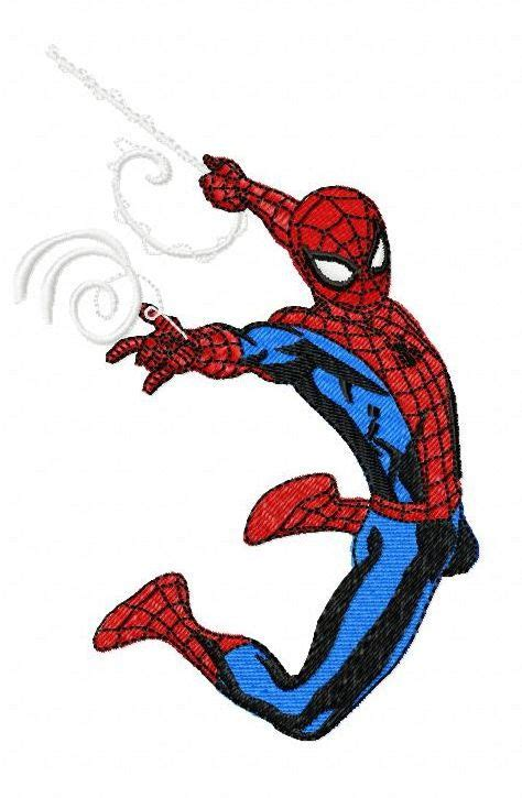spiderman embroidery pattern large spiderman embroidery design 5x7