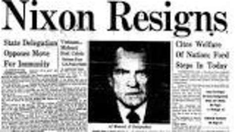 Why Did Richard Nixon Resign The Office Of President by Historical Events In Forrest Gump Timeline Timetoast