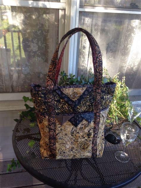 Handbag Motif Batik Mini quot p 229 quiltelaup quot tote bag annaka pattern batik