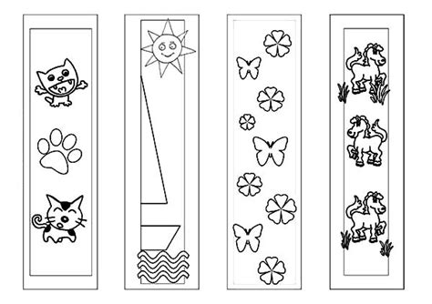printable animal bookmarks to color 89 bookmark animals coloring animals coloring pages