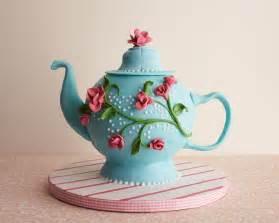 how to make a teapot cake cakejournal com