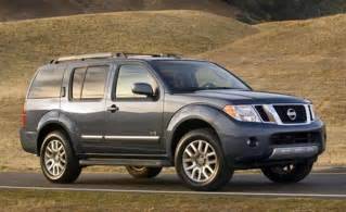 Nissan Pathfinder 2008 Price Car And Driver