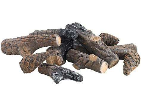 tronchetti per camino legna refrattaria in ceramica per camino stufe a
