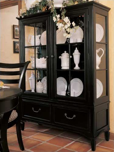 Black Dining Room Cabinet by 10 Best Ideas About Black Display Cabinet On