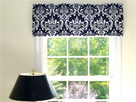 Navy Valances Window Treatments 7 Best Images About Kitchen Window Treatments On