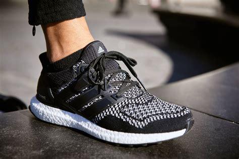 Adidas Ultraboost Sns White Black adidas boost ltd 3m