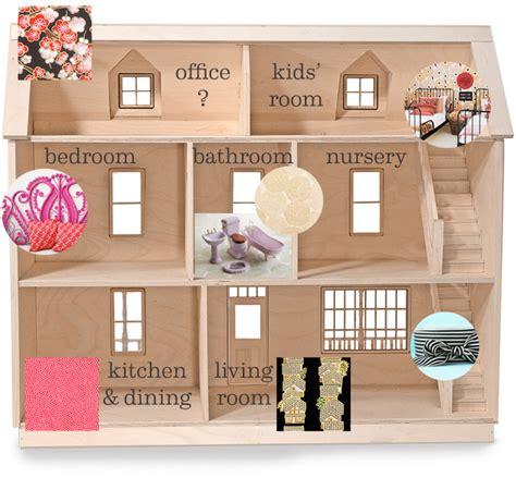 themes in a doll s house knutselen voor jouw poppenhuis hobby blogo nl